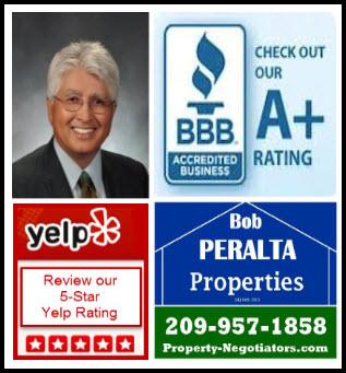 Bob Peralta Properties Combined Logos