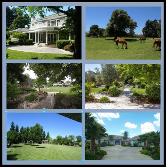 Stockton Homes for Sale with Acreage