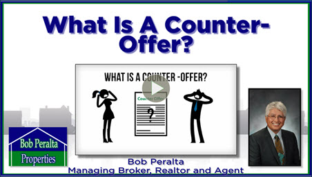 What is a Counter Offer