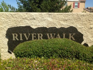 River Walk Gated Community