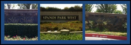 Spanos Park West Gated Communities