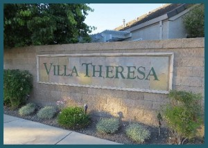 Villa Theresa Gated Community