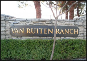 Van Ruiten Ranch Gated Community Elk Grove, CA